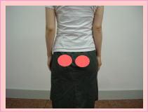 [女性]仙腸関節炎と腰痛を六本松整体で解消。-早良区高取の患者さま