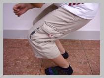 【オスグッド病・膝痛】・・・福岡市中央区赤坂の患者さま/オスグッド病-福岡市研究所