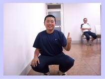 [膝痛、オスグット]・・・オスグッド改善です。/福岡市中央区赤坂の患者さま