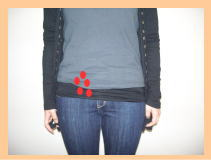 【腰痛、椎間板ヘルニアの症例】・・・福岡市中央区六本松の整体、福岡市南区大橋の女性。