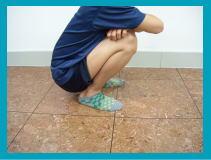 [北九州]膝の痛みなしです。/六本松の整体