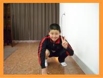 【オスグット、膝痛-整体】・・・福岡市中央区赤坂の患者さん/草香江整体