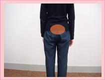 【腰痛の症例-福岡市-整体】慢性の腰痛・椎間板ヘルニア・坐骨神経痛、福岡県福岡市中央区大濠の患者さま