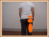 腰痛・坐骨神経痛の女性患者さま・・・福岡市城南区鳥飼/六本松のおすすめ人気の整体