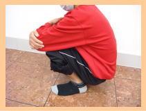 【オスグッド、膝痛の症例-福岡市-整体】・・・・福岡市中央区赤坂の患者さま/六本松の口コミ整体