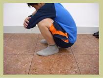 【膝痛、オスグット病の症例-福岡市-整体】・・・福岡市中央区赤坂の患者さん/六本松整体