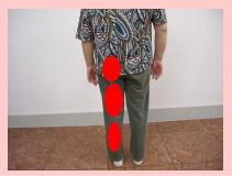 【坐骨神経痛・腰痛・ヘルニア】・・・福岡市中央区輝国の女性患者さま/福岡中央区整体
