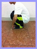 【オスグッド病・成長痛】・・・福岡市早良区荒江の患者さま(福岡中央区整体)
