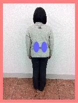 【腰痛】・・・早良区野芥の患者さま/草香江の整体