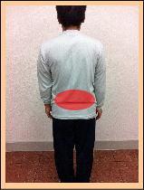 【腰痛-福岡‐整体】・・・福岡市中央区六本松の患者さま
