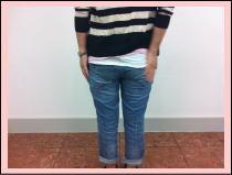 【腰痛・椎間板ヘルニア・坐骨神経痛の整体ブログ】・・・福岡市中央区草香江の女性患者さま