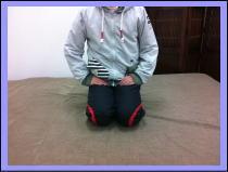 【オスグット病-福岡市-整体】 オスグット病の患者さま/福岡市中央区六本松整体