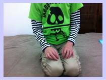福岡市中央区の整体-患者さまの口コミ評判 「成長痛の痛みがなくなりました、おすすめです!」