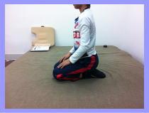 福岡中央区整体の患者さまの評判・・・「オスグッド病の痛みなしで、おすすめの整体です。」