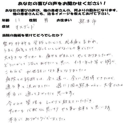 【福岡中央区整体】・・・患者さまの評判・クチコミのアンケート結果(人気ランキングで評判)