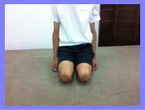オスグット病-福岡研究所・・・北九州、久留米、佐賀、熊本、大分からもオスグッド病で来院。