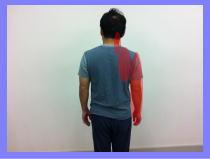 福岡市早良区西新の患者さん・・・頚椎ヘルニア、首・肩・腕の痺れ/福岡整体