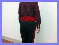 【腰痛、腰の痛み】・・・福岡市早良区西新の女性患者さま/福岡市早良区、城南区、中央区の整体