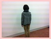 福岡市城南区別府の女性患者さん・・腰痛・偏頭痛・首こり・首痛/福岡の腰痛整体