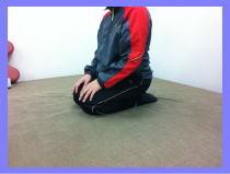 【オスグッド病、オスグット、成長痛】福岡市早良区西新のオスグッド病の患者さん/福岡整体