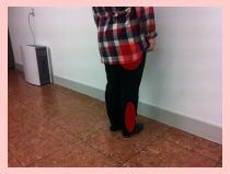 福岡市城南区茶山の女性・・・足のしびれ、坐骨神経痛、首こり、首痛/福岡整体