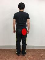 福岡市中央区と福岡市城南区の坐骨神経痛、お尻の痛み、首こり、痺れの専門整体です。