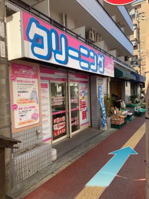 地下鉄六本松駅からの道順08